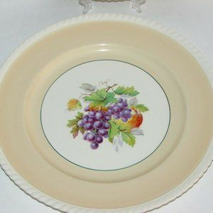 JB JOHNSON BROTHERS OLD ENGLISH DINNER PLATE Fruit